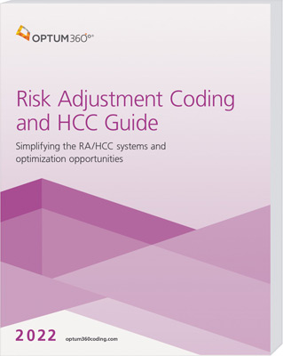 Risk Adjustment Coding and HCC Guide 2022