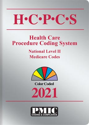 HCPCS 2021 Coder's Choice