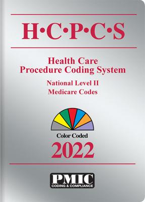HCPCS 2022 Coder's Choice