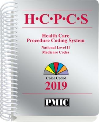 HCPCS 2019 Coder's Choice Spiral