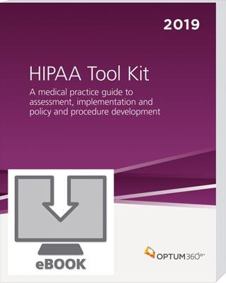 HIPAA Tool Kit 2019 eBook