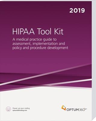HIPAA Tool Kit 2019