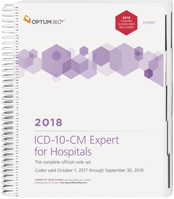 ICD-10-CM Expert for Hospitals 2018