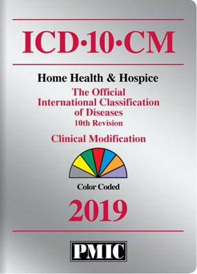 ICD-10-CM Home Health and Hospice 2019