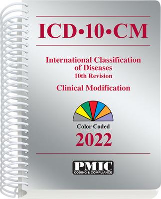 ICD-10-CM 2022 Coder's Choice Spiral Bound