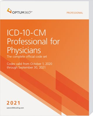 ICD-10-CM Professional for Physicians 2021