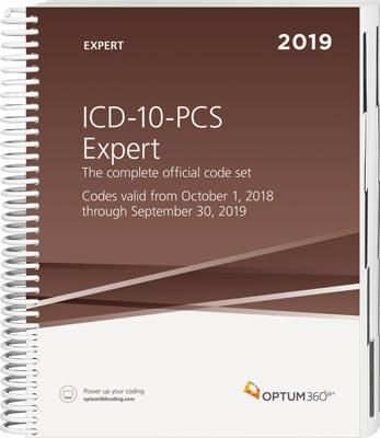 2019 ICD-10-PCS Expert Spiral