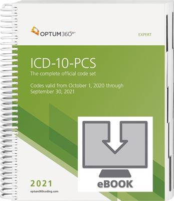 ICD-10-PCS Expert 2021 eBook