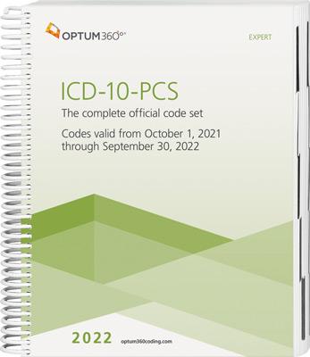 ICD-10-PCS Expert Spiral 2022