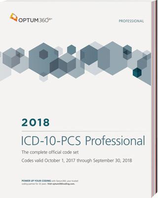 2018 ICD-10-PCS Professional Softbound