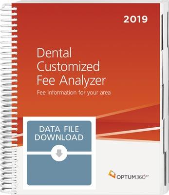 Dental Customized Fee Analyzer 2019 Data File