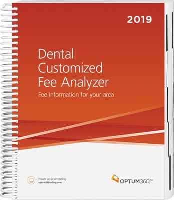 Dental Customized Fee Analyzer 2019