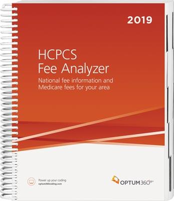 HCPCS Fee Analyzer 2019