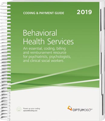 Optum360 And Payment Guide For Behavioral Health Services 2019