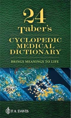Taber's Cyclopedic Medical Dictionary 24th Edition