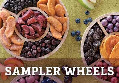 Sampler Wheels