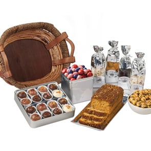 Gift Baskets & Trays