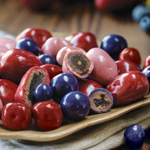 Chocolate Covered Fruits