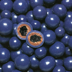 Double-Dipped Chocolate Covered Blueberries