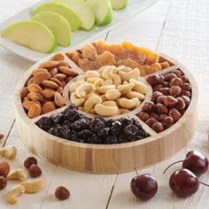 Fruits and Nuts Sampler Wheel