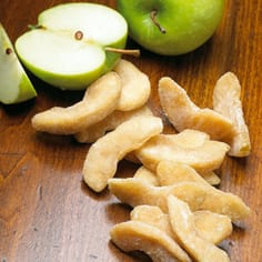 Granny Smith Apple Wedges