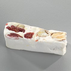 Strawberry & Almond Nougat Smiles