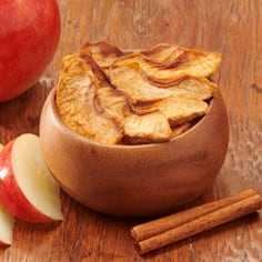 Only 100% Apples with Cinnamon Tin