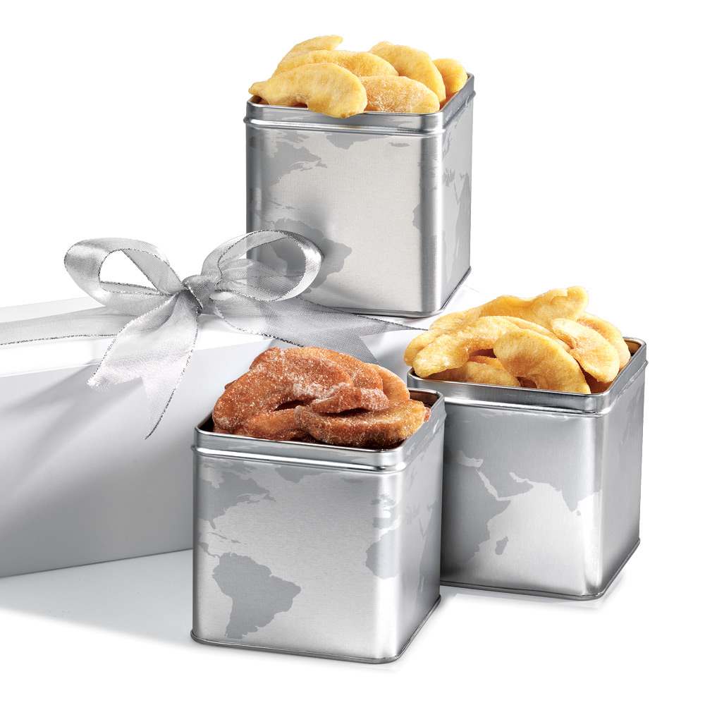 Apple Dream 3-Tin Boxed Gift Set