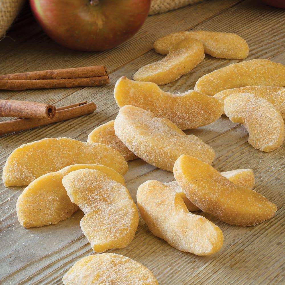 Cinnamon Fuji Apple Wedges