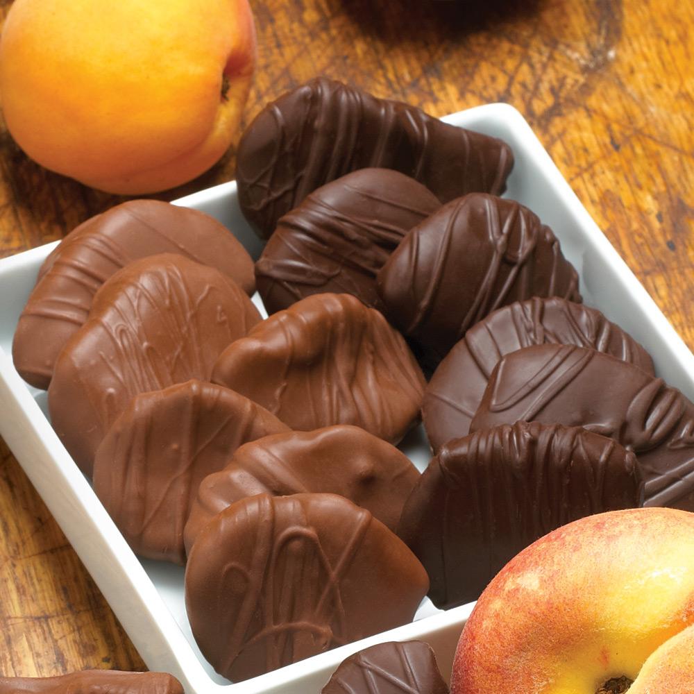 Dark Chocolate Apricot Treasures