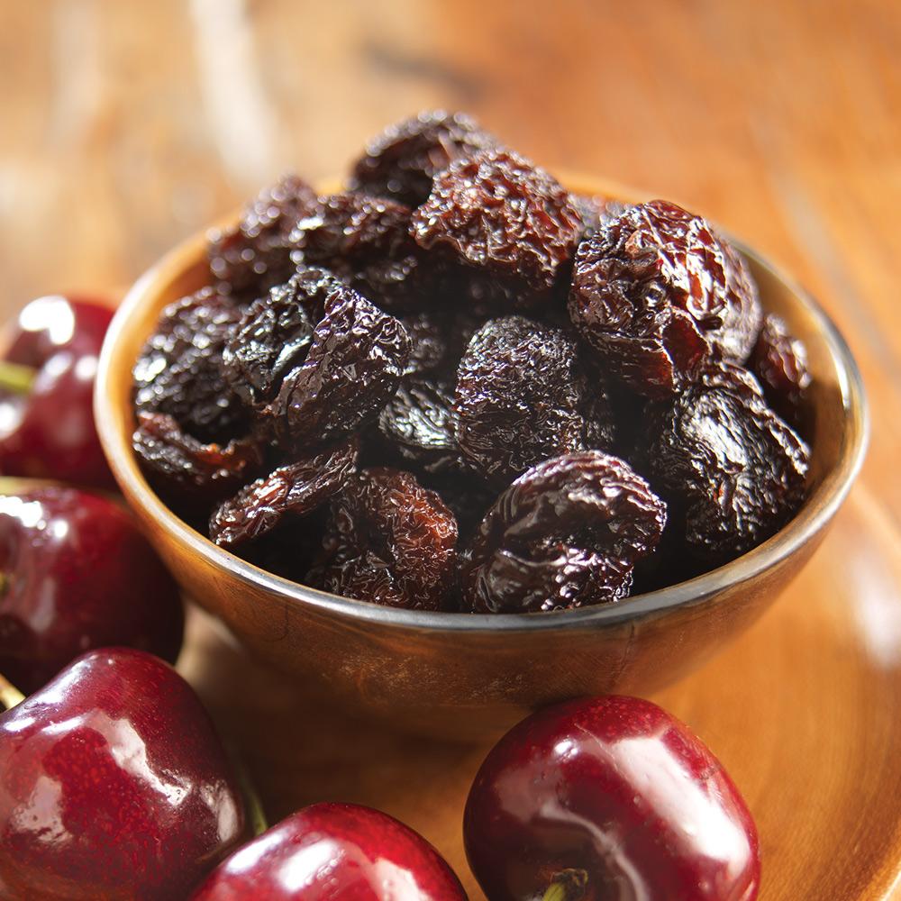 Only 100% Bing Cherries