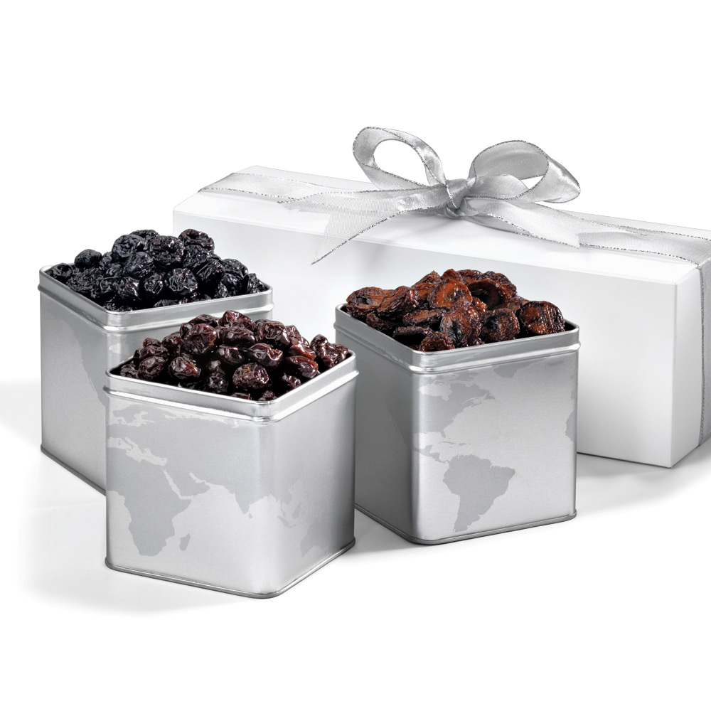 Very Cherry 3-Tin Boxed Gift Set