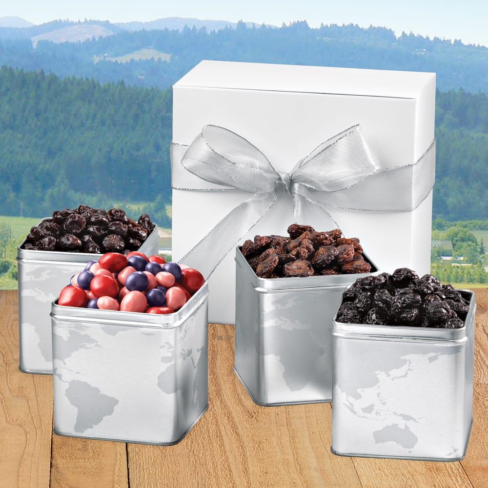 Very Cherry 4-Tin Boxed Gift Set