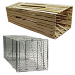 Wildlife Traps & Fish Traps