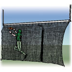Football Drill Net