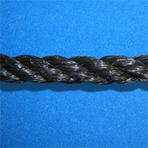 Black Twisted Polypropylene