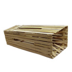 Wood Fish Traps