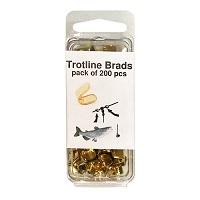 200 Trotline Brads | Memphis Net & Twine