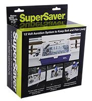 Super Fish Saver 12 Volt Bilge Pump and Aerator Kit