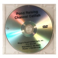"""Pond Raising Channel Cat"" DVD"