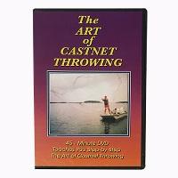 """The Art of Castnet Throwing"" DVD"