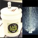Livewell Bucket with 12 Volt Aerator, 5 Gal.