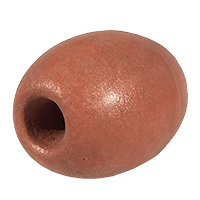 """Float, Oval, 2-7/8"""" dia. by 5"""", Rust"""