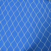 """Trammel Net  #139 Multifilament 1"""" sq mesh with 12"""" walling 6' deep x 100 yards long"""