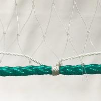 "Mono Twist Gill Net, 7 Ply Mono Twist, 6"" Sq., 30' Deep, 40 Yards Wide"
