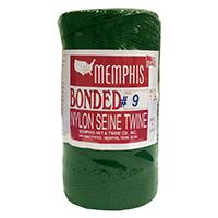 Green Bonded Nylon Seine Twine