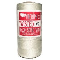 Red Label White Twisted Nylon Twine
