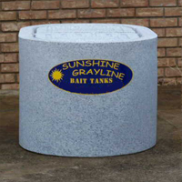 Insulated Shad Tank