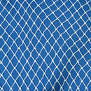 Netting, Seine, #9, 3/4 in. sq. mesh, 1-1/2 in. str. mesh, 6 feet (64 mesh) deepSold by the Lb.