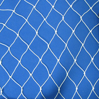Netting, Seine, #9, 1-1/2 in. sq. mesh, 3 in. str. mesh, 8 feet (42 mesh) deepSold by the Lb.
